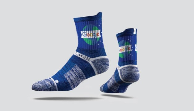 STRIDELINE® Socks w/Your Logo: Deal of the Week